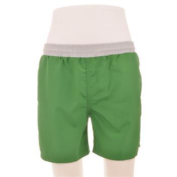 Dagi lastikli erkek şort mayo - yeşil